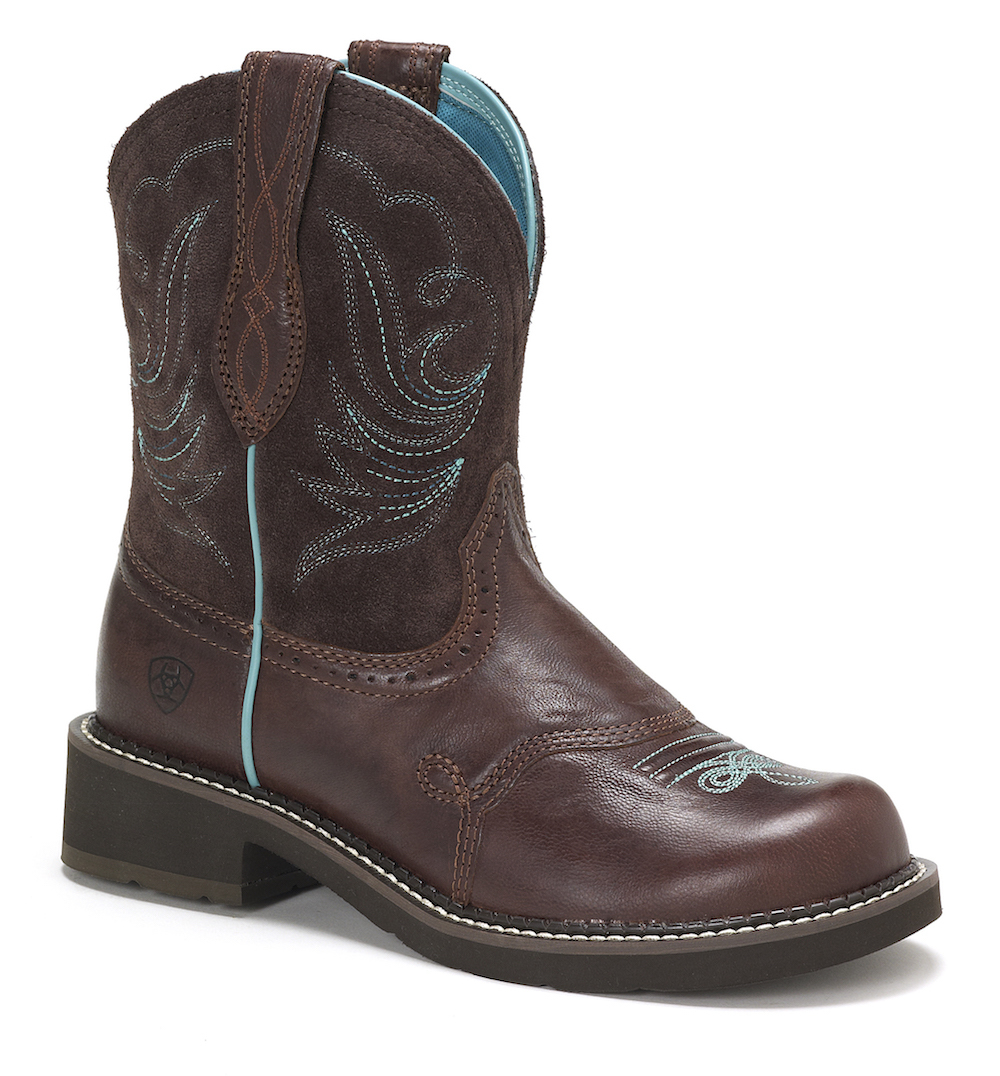 Womens Ariat 10016238 Fatbaby Boot