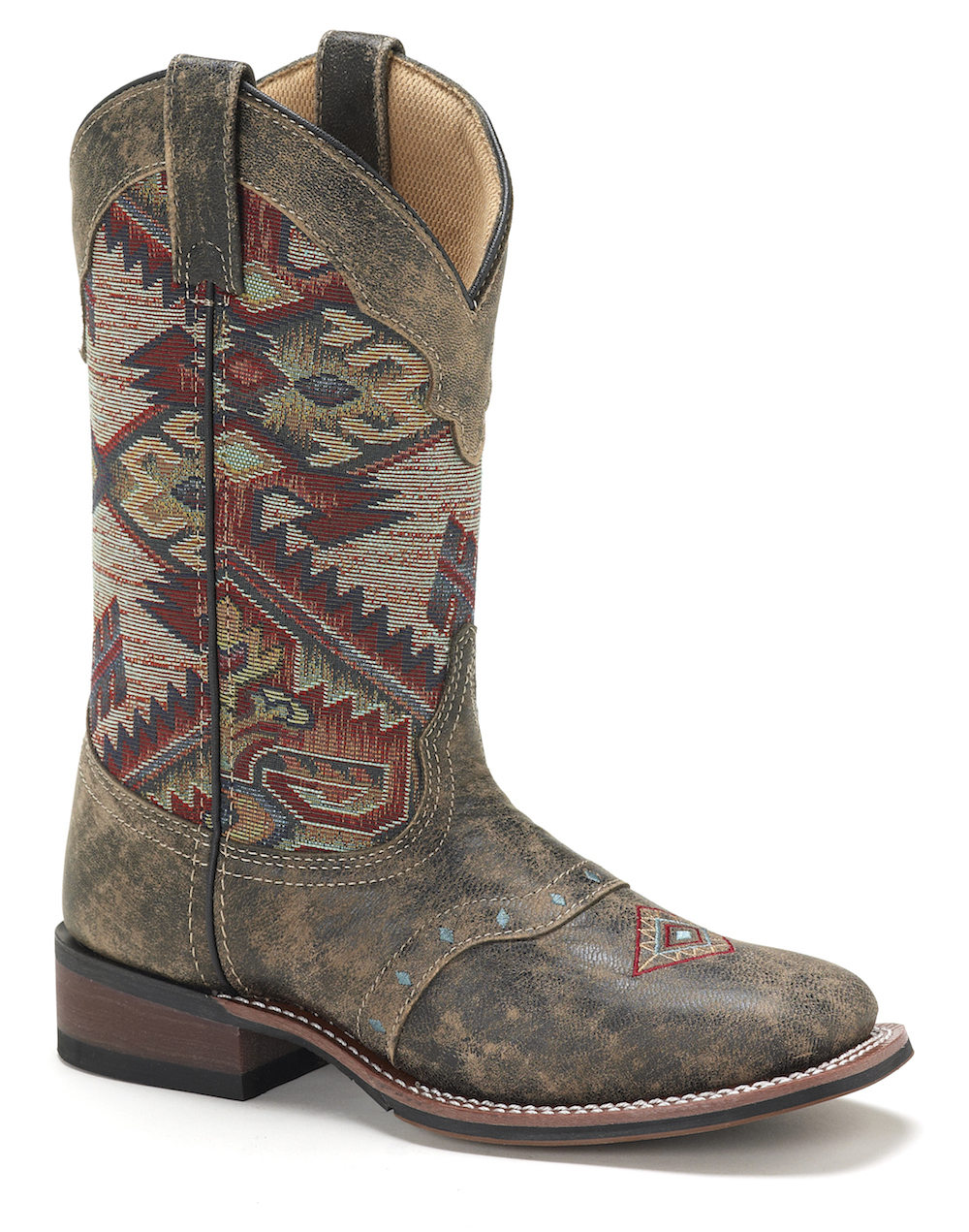 Womens Laredo 5647 Scout Square Toe Boot