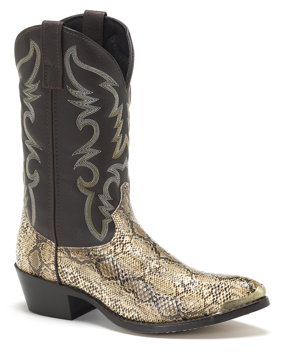 Mens Laredo 68068 Exotic Monty Boot
