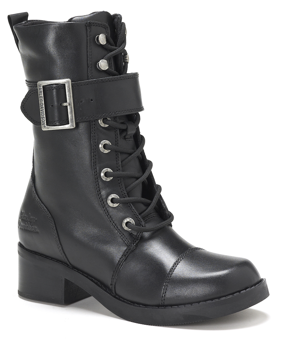 Womens Jammie Motorcycle Boots