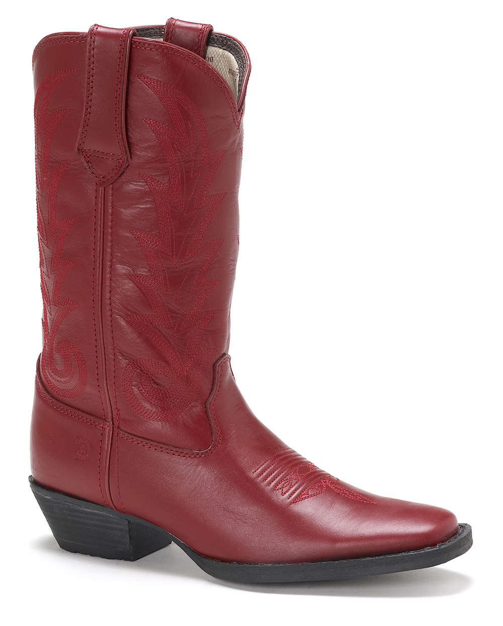 Womens Durango DRD0318 Square Toe Western
