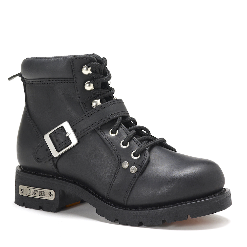 Womens Maddy Motorcycle Boots