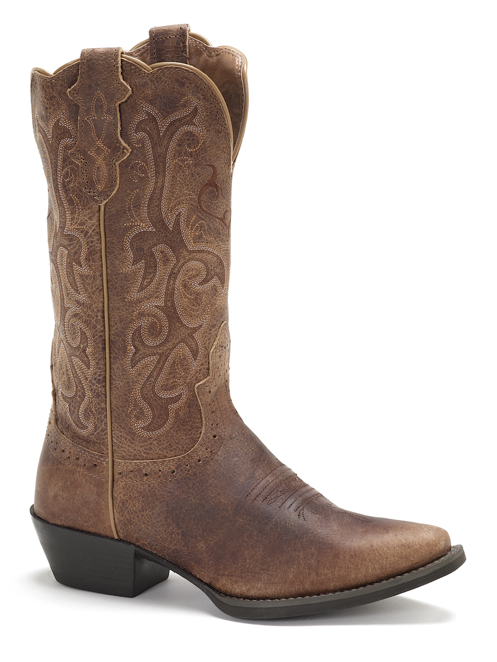 Womens Justin L2561 Stampede Western Boot