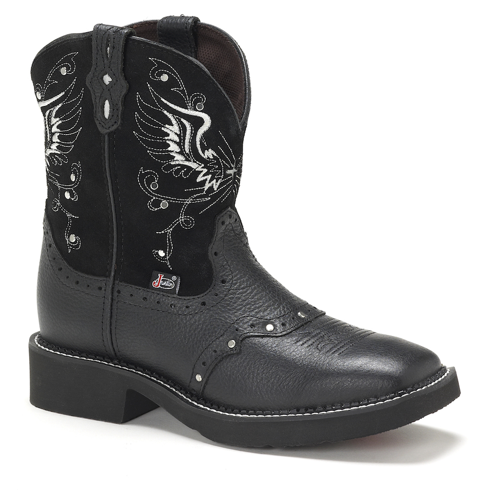 Womens Justin L9977 Square Toe Gypsy Boot
