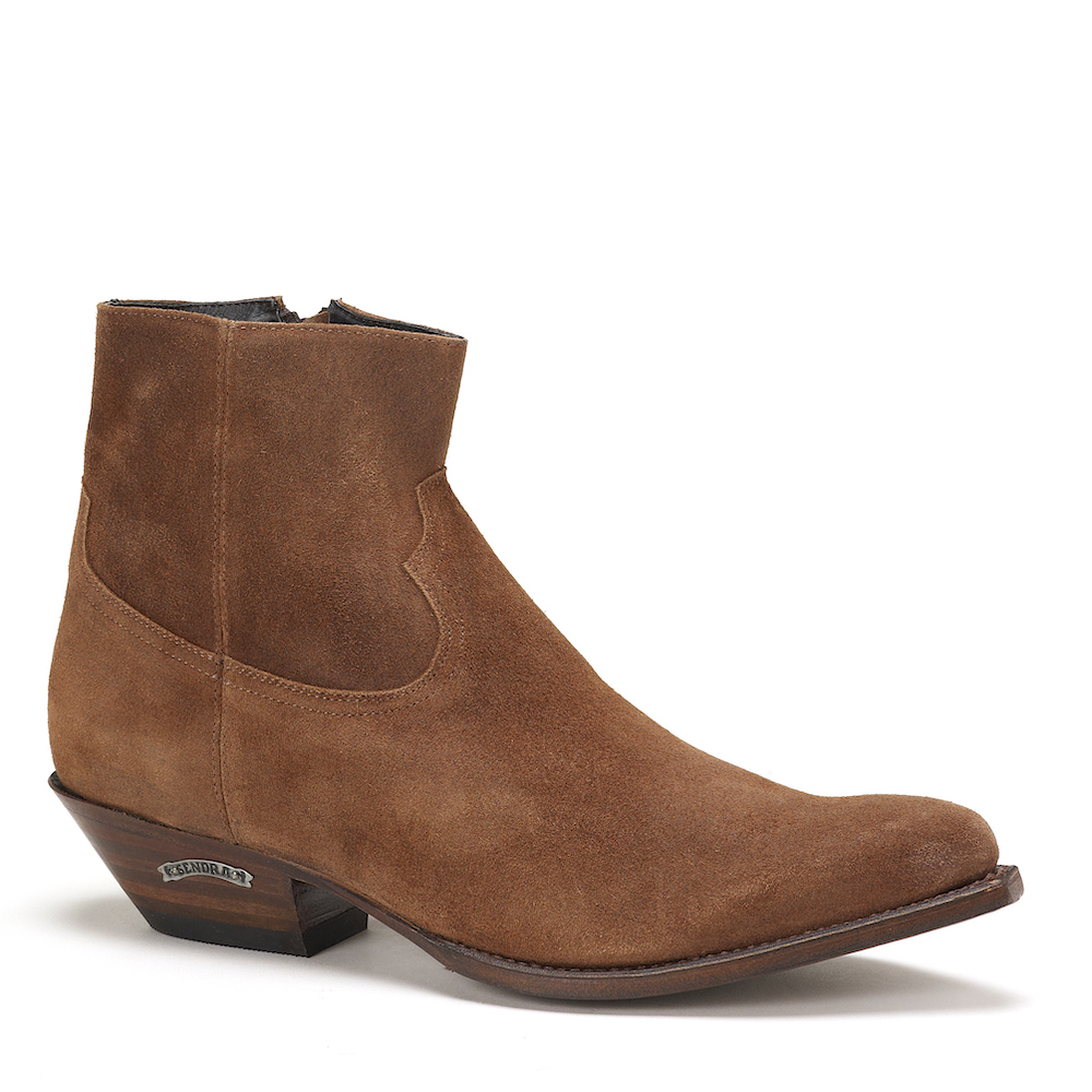 Mens Sendra 13659 Western Ankle Boot