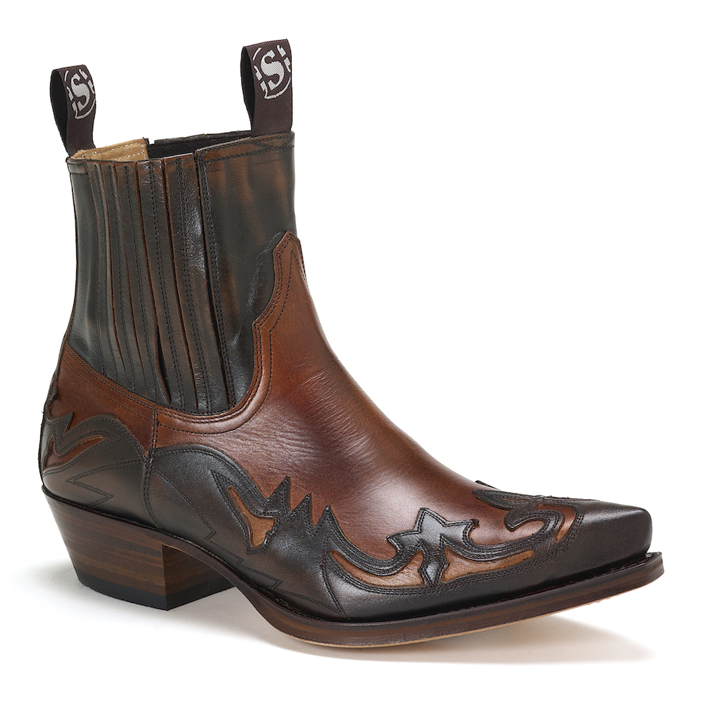 Mens Sendra Ankle Boot