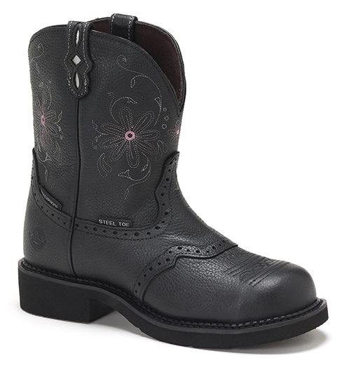 Justin Womens Waterproof Work